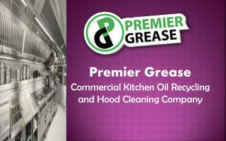 Get the professional hood cleaning service from Premier Grease