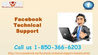 What are the benefits of Facebook Technical Support1-850-316-4893?