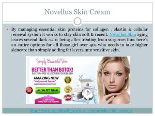Novellus Face Cream Where to Buy ?