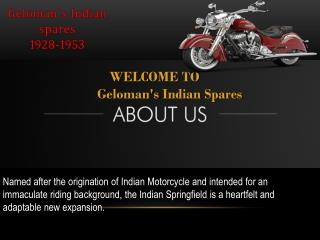 Indian spares