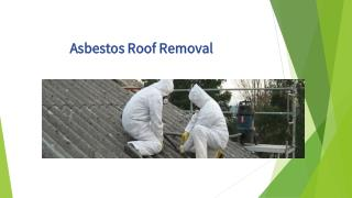 Asbestos Roof Removal Gladstone