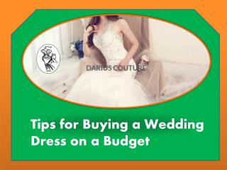 Choose Darius Cordell custom dresses for women  at low prices