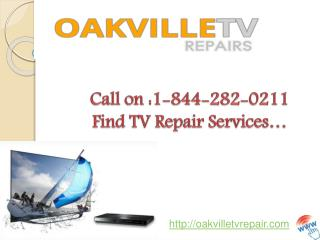 Best and Affordable Smart DLP TV Repair in Oakville - Toronto