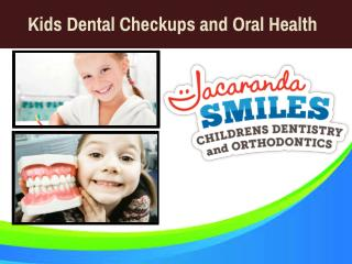 Kids Dentist Check Ups And Oral Health in Pembroke Pines
