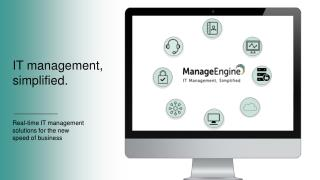 IT Asset Management in ServiceDesk Plus