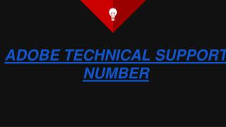Adobe Technical Support 1-844-745-1520