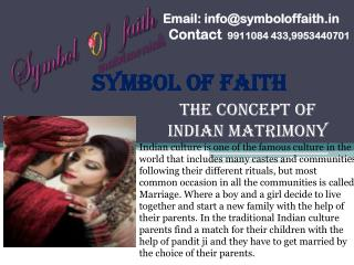 Get the assistance of Best matrimonial services in Delhi