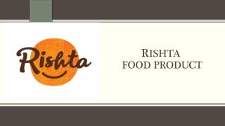 Rishta Food Product