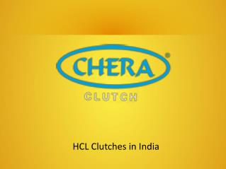Three Wheeler Clutches in India