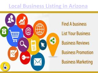 Arizona Free Business Directory