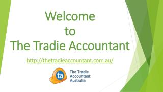 Qualified accountants at Australia|The Tradie Accountant