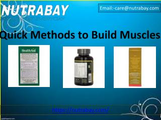 NutraBay: Buy Supplements Online In India