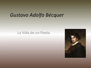 Un Poeta
