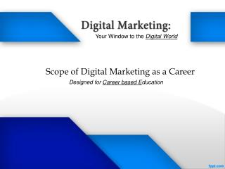 Digital marketing training courses bangalore