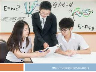 Secondary Science Tuition in Singapore