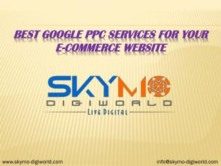 Best Google PPC Services for your E-Commerce Website