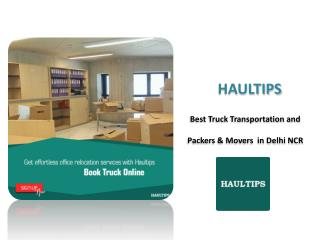 Find Best Packers and Movers Services in Delhi NCR