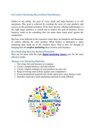 Digital Marketing Agency Online