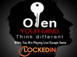 Escape Games in Copenhagen at clockedin.dk