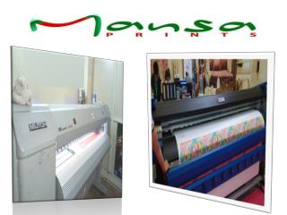 Mansa Printing Services - Flex Printing, ECO Printing & Digital Printing Night