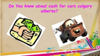 cash for cars | cash for cars calgary