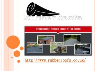 Firestone Rubber Roofing