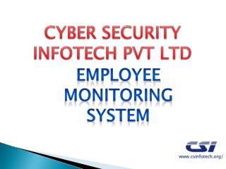 Employee Monitoring System