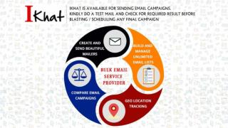 Bulk Email Service Provider | Best Email Marketing Solution