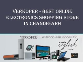 Online Electronics Shopping Store In Chandigarh