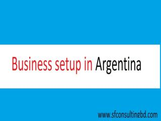 Company registration in Argentina