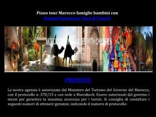 Vacanze e tour in Marocco