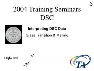 2004 Training Seminars DSC