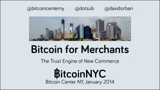 Bitcoin for Merchants