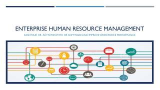Enterprise HR Software