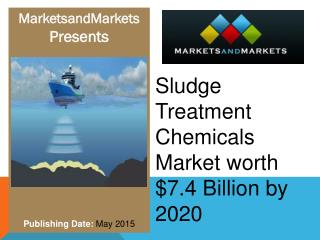 Sludge Treatment Chemicals Market