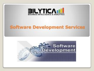 Software Development services increase efficiency of  your business