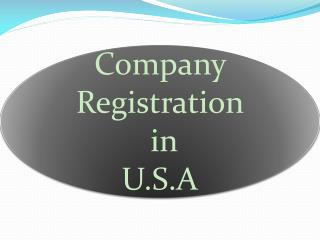 Business consultant in U.S.A