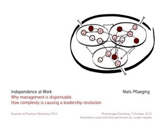 Independence at Work: Why management is dispensable. How complexity is causing a leadership revolution