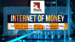 TechPeaks: Internet Of Money