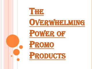 Boost Your Marketing to a Great Level by Using Promo Products
