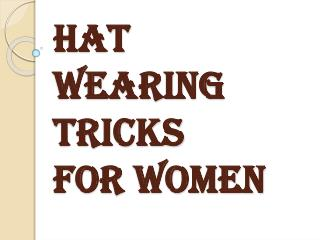 Plenty of Beret Hats Shops for Women