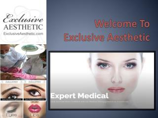 Get Best Semi Permanent Makeup Treatment at Exclusive Aesthetic in Dubai UAE