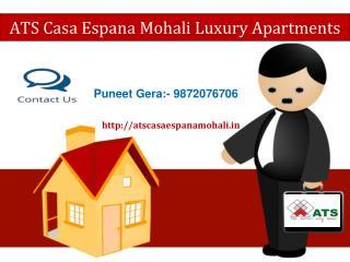 Ats Casa Espana Mohali | Puneet Gera 9872076706