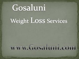 Weight Loss Treatment | Weight Loss Clinic Services in hyderabad
