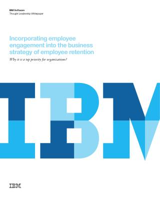 Incorporating Employee Engagement into Employee Retention - InspireOne