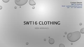 SWT16 Clothing for Women