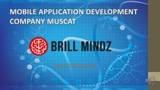 Best Mobile application development company in Muscat