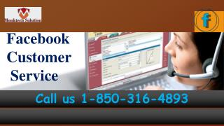 Securely Recover Facebook Image call Facebook Customer Service  @1-850-316-4893