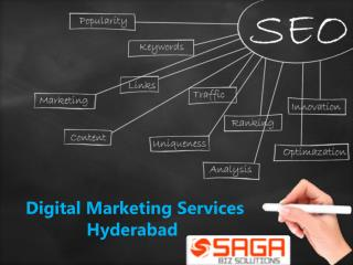 Digital Marketing Companies in Hyderabad, Digital Marketing Services Hyderabad – Saga Bizsolutions