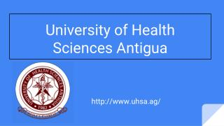 Antigua Medical School and Nursing School